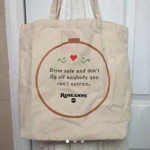 Handbags - Roseanne tote bag!